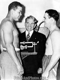 Boxing  LOUIS CONN Weigh-In 1946 3145