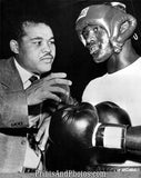 Boxing LOUIS & Ezzard Charles  3152
