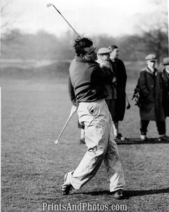 Golf  Charles Sweeney  '34 3165