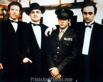 The GODFATHER Corleone Family  3209