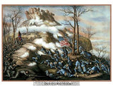 CIVIL WAR  Mountain Battle  3231