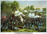 CIVIL WAR  Battle Wilsons Creek 3234