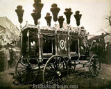 ABRAHAM LINCOLN Hearse  3239