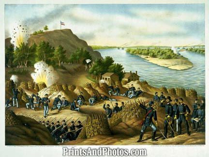 CIVIL WAR  Siege of Vicksburg 3241