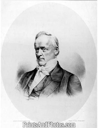 15th Pres James Buchanan  3248 - Prints and Photos