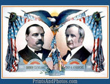 Grover Cleveland Campaign  3260