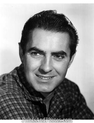 Hollywood Actor Tyrone Power  3273
