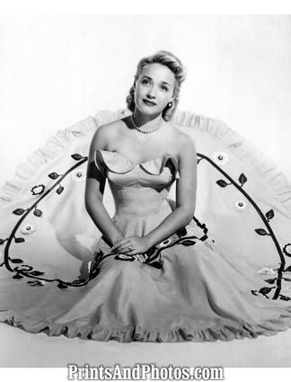 Actress Jane Powell Movie  3288