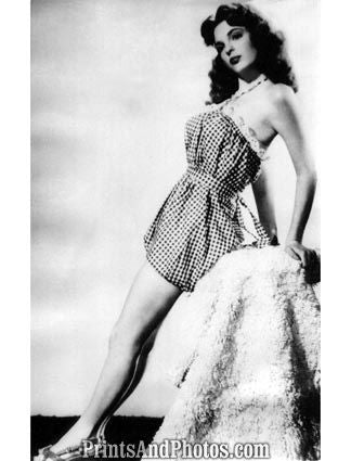 Hollywood Actress Julie London  3294
