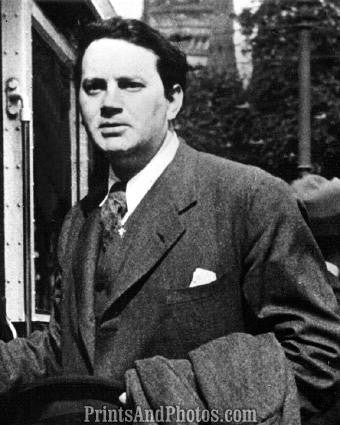 American Author Thomas Wolfe  3305