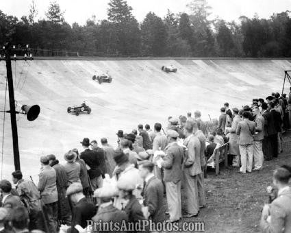 1935 Brooklands 500 Car Race  3426 - Prints and Photos