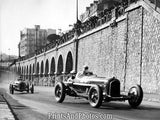 1936 French Grand Prix Auto Club  3427 - Prints and Photos