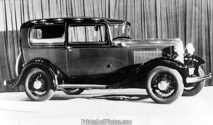 1932 Ford Deluxe  3435 - Prints and Photos