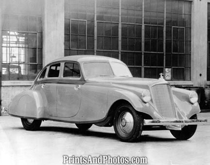1933 Pierce Arrow Silver Arrow  3439