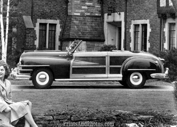 1946 Woody  3450 - Prints and Photos