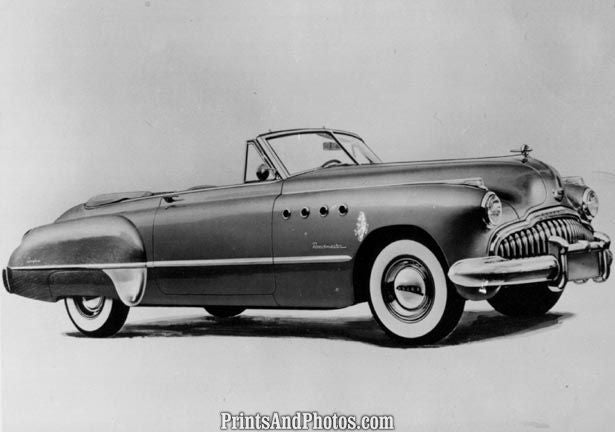 1949 Buick  3458 - Prints and Photos