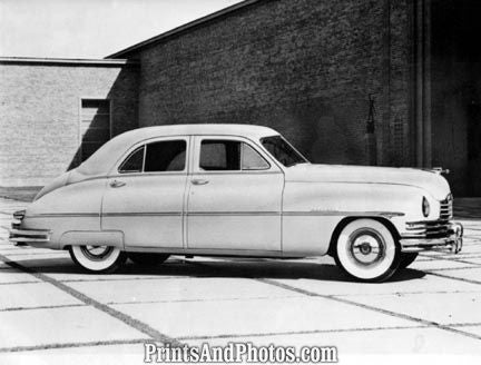 1949 Packard Golden Ann Sedan  3462 - Prints and Photos