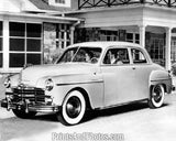 1949 Plymouth Deluxe Club Coupe  3463 - Prints and Photos