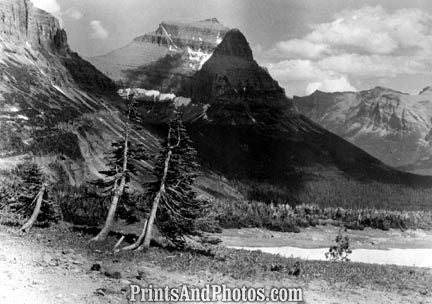 Glacier National Park 1934  3486