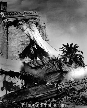 Pasadena CA Earthquake 1938  3513