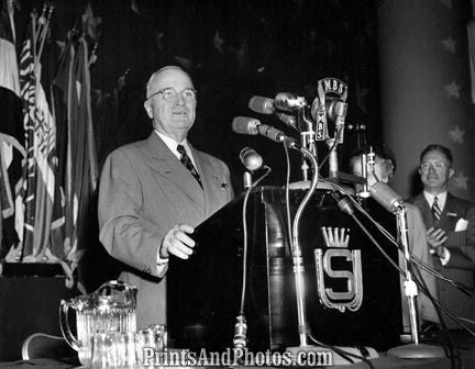 President Truman MBS Conference  3530