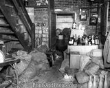 Prohibition Hidden Basement Booze 3550