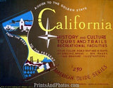 California History Guide Ad 3576