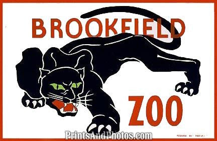 Brookfield Illinois Zoo Ad 3583