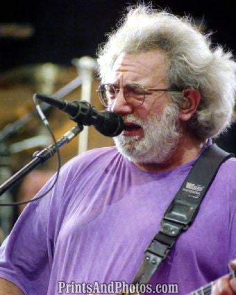 JERRY GARCIA Grateful Dead  3718