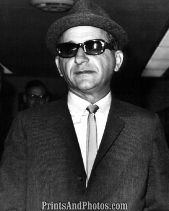 MOBSTER Sam Giancana  3731