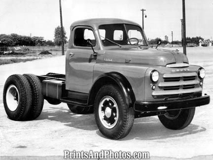 1949 Dodge VA-130 Truck  3814 - Prints and Photos