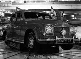 1950 Rover 75  3843 - Prints and Photos