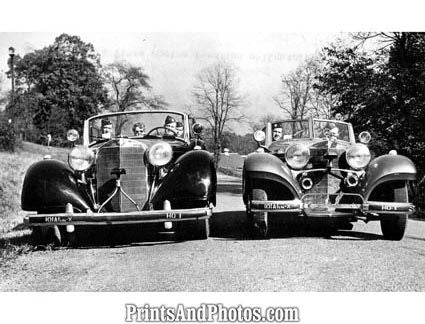 HITLER & GORINGS Mercedes Benz  3865