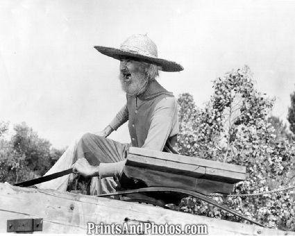 Actor GABBY HAYES  3889