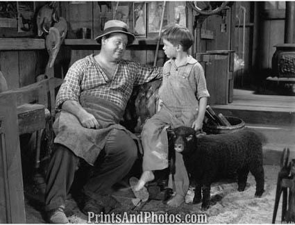 Actor BURL IVES Movie  3894
