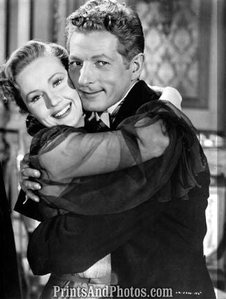 Virginia Mayo & Danny Kaye Movie  3931