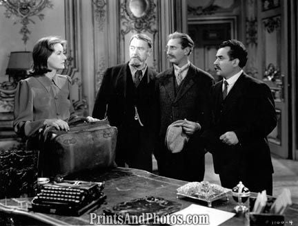 Movie NINOTCHKA Greta Garbo  3953