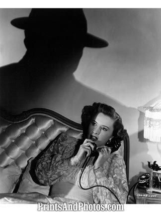 SORRY WRONG NUMBER Barbara Stanwyck 3959