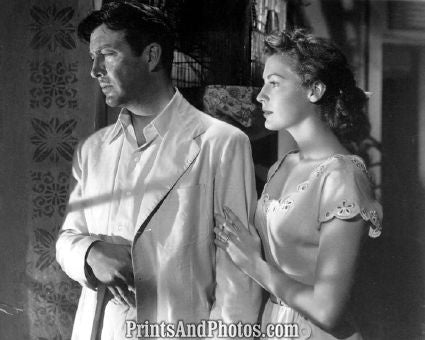 Ava Gardner Robert Taylor Movie  3964