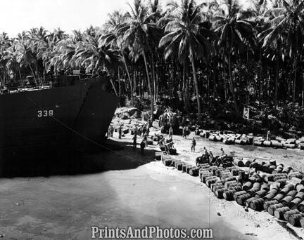 US Marines WWII Bougainville  4050