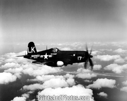 US Marines F4U-5N Aircraft  4107