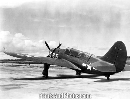 US Marines Scout Bomber Helldiver 4138