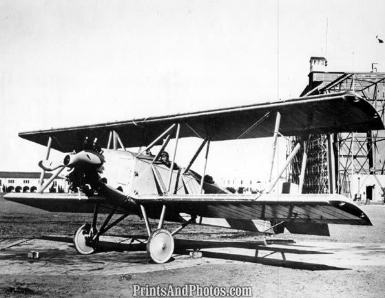 US NAVY Trainer Bi Plane  4161