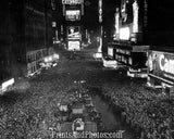 NEW YORK New Years Eve 1950  4187