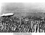 NEW YORK 3 US NAVY Blimps  4193