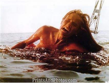 Jaws Susan Backlinie 1975  4279