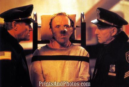 Silence of the Lambs Hopkins  4303