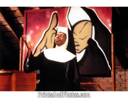 Sister Act Whoopi Goldberg 1993  4305