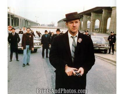The French Connection Gene Hackman  4311