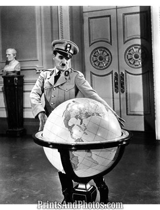 The Great Dictator Charlie Chaplin  4313